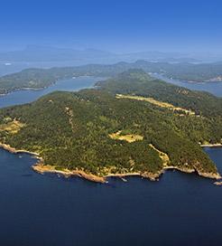 North Pender Island